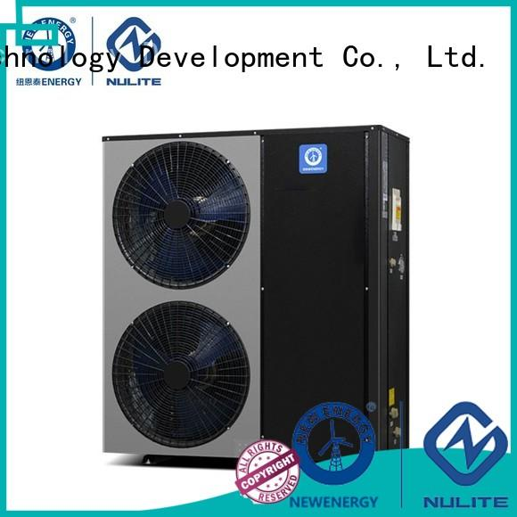 HOT!!Ultra Thin EVI Low Temperature Heat Pump(-25°C ~43°C ) model NERS-B5SDF
