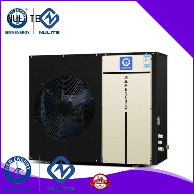 evi mono evi air source heat pump NULITE Brand