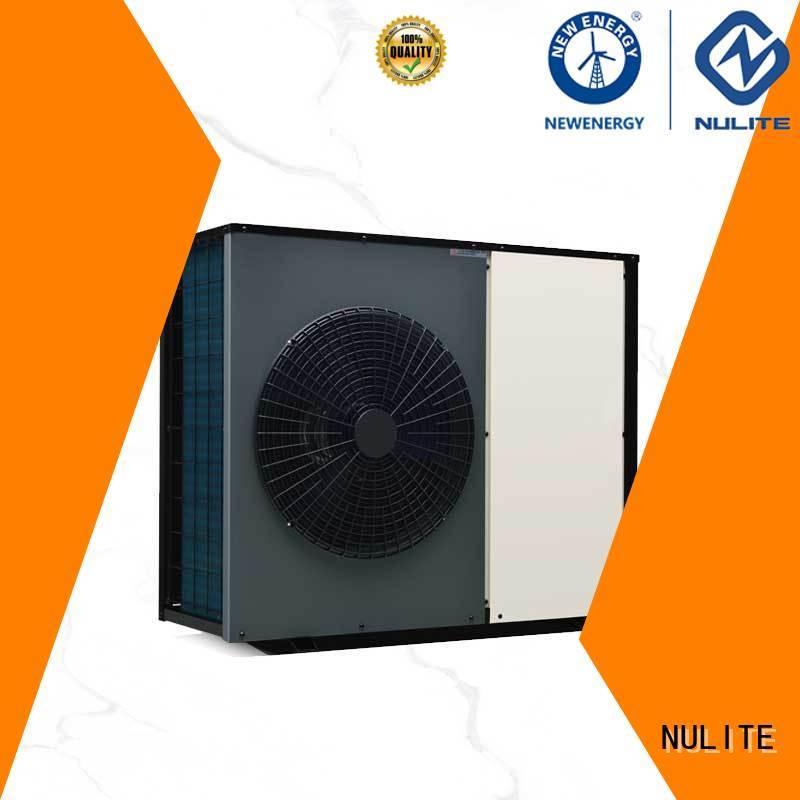 NULITE functional inverter pump bulk production for workshop