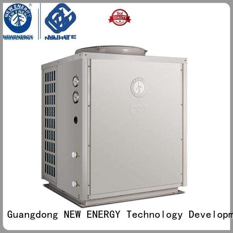 82kw dhw OEM air source heat pump water heater NULITE